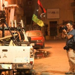In Libya