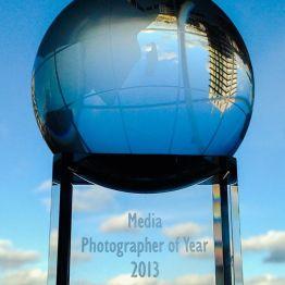 Media Photographer of 2013