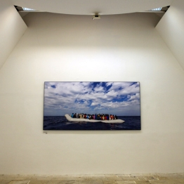 Isle Landers Photographic Exhibition, St James Cavalier, Valletta, Malta - 6 Dec 2014 - 4 Jan 2015